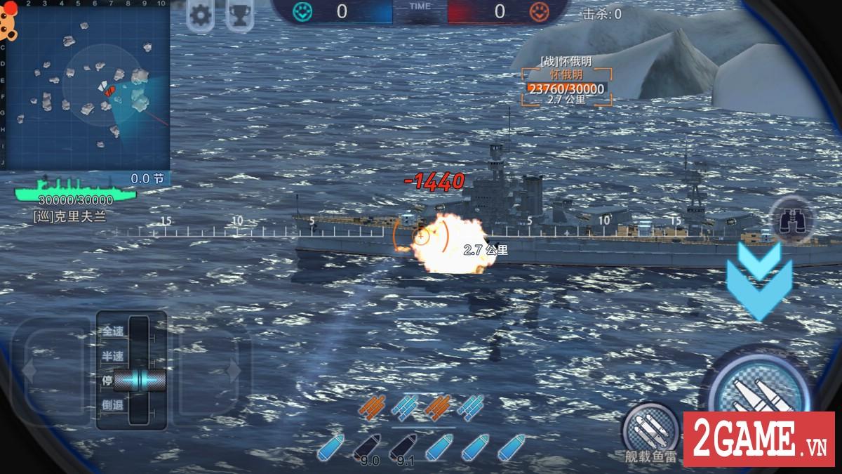Thì ra Thủy Chiến Mobile được phát triển để trở thành một tựa Game Mobile eSports 4