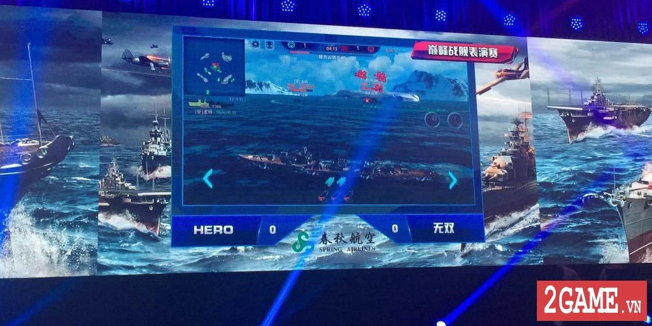 Thì ra Thủy Chiến Mobile được phát triển để trở thành một tựa Game Mobile eSports 6