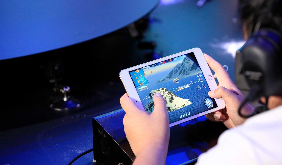 Thì ra Thủy Chiến Mobile được phát triển để trở thành một tựa Game Mobile eSports 3