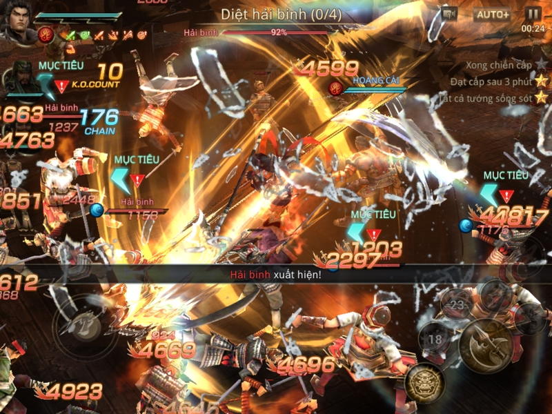 Bí mật về 3 đội hình khủng nhất trong hệ thống Karma của Dynasty Warriors: Unleashed 2