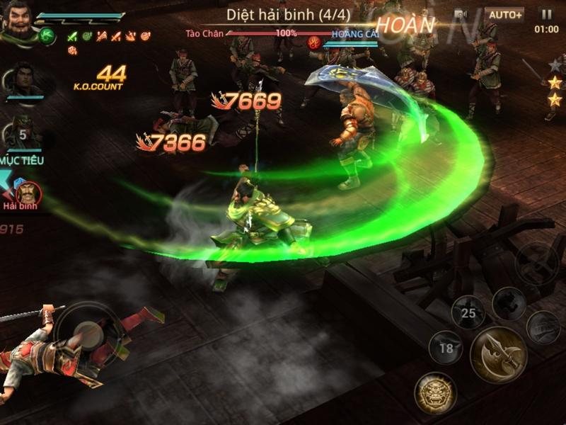 Bí mật về 3 đội hình khủng nhất trong hệ thống Karma của Dynasty Warriors: Unleashed 3