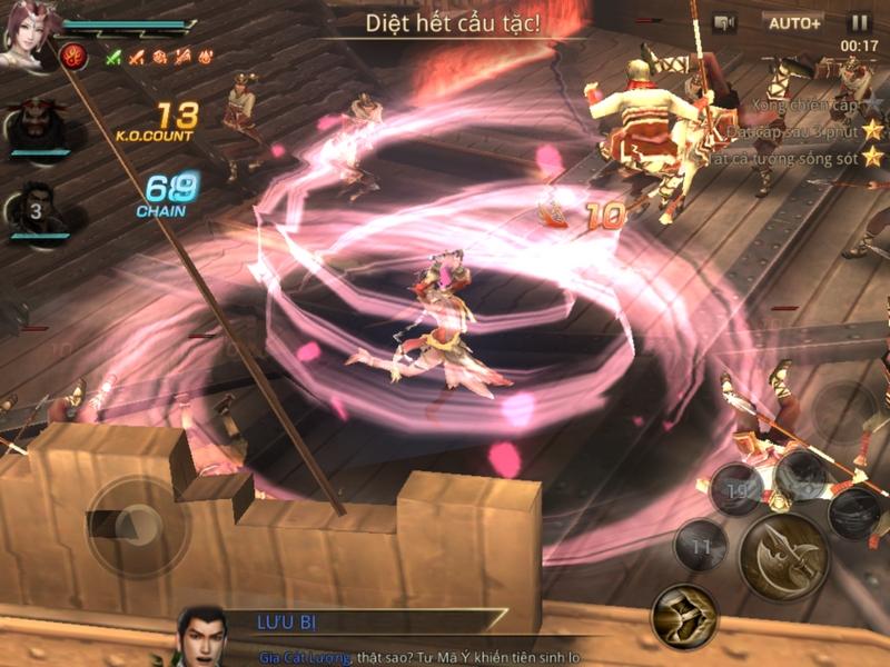 Bí mật về 3 đội hình khủng nhất trong hệ thống Karma của Dynasty Warriors: Unleashed 8