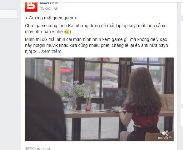 Hotgirl 10x Linh Ka mải chơi HotSteps 2 nên bị mất đồ 1