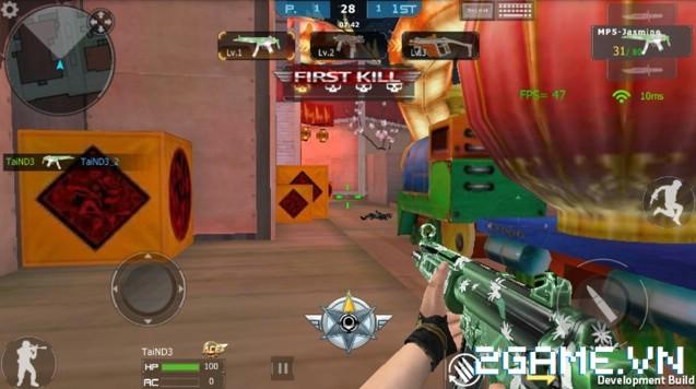 Crossfire Legends - Cập nhật tháng 8: Ra mắt hàng loạt chế độ chơi mới 3