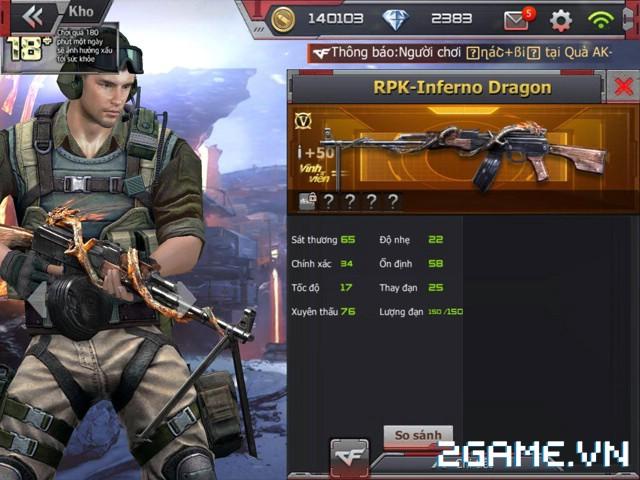 Crossfire Legends - Cập nhật tháng 8: Ra mắt hàng loạt chế độ chơi mới 6