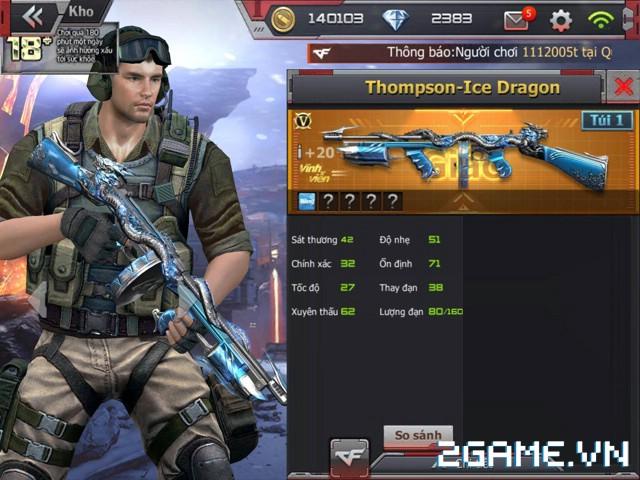 Crossfire Legends - Cập nhật tháng 8: Ra mắt hàng loạt chế độ chơi mới 7