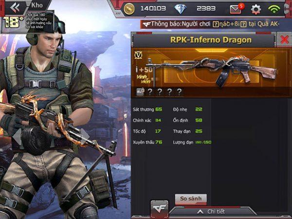 Crossfire Legends bật mí nhiều nội dung cập nhật thú vị vào tháng 8 tới 5