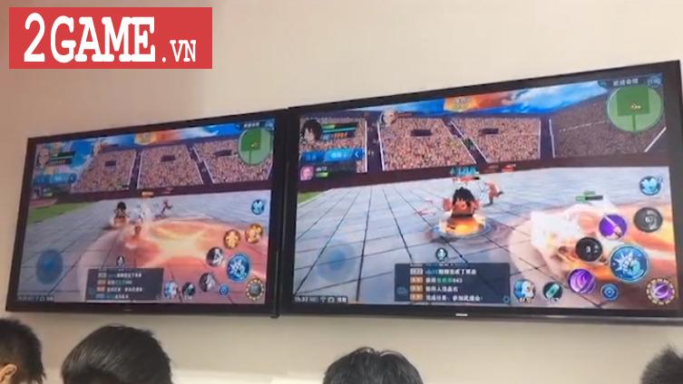 ChinaJoy 2017 hé lộ dự án game đối kháng Dragonball: Đấu Trường Sức Mạnh đầy mãn nhãn 2