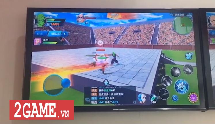 ChinaJoy 2017 hé lộ dự án game đối kháng Dragonball: Đấu Trường Sức Mạnh đầy mãn nhãn 0