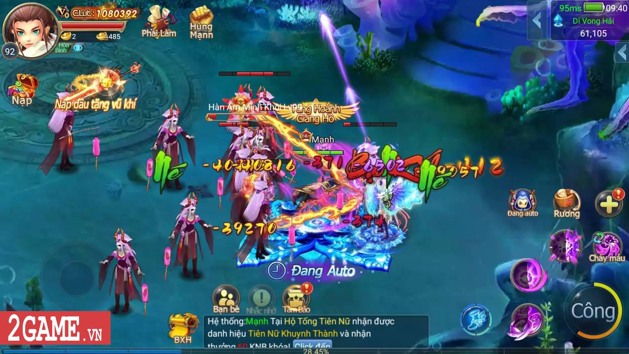 8 game online mới cập bến Việt Nam trong thời gian qua 0