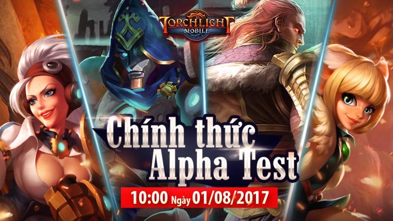 Torchlight Mobile ấn định ngày Alpha Test tại thị trường Việt Nam 0