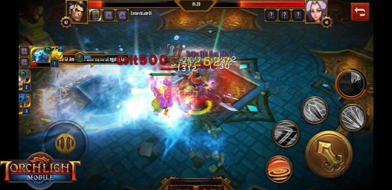 Torchlight Mobile ấn định ngày Alpha Test tại thị trường Việt Nam 1