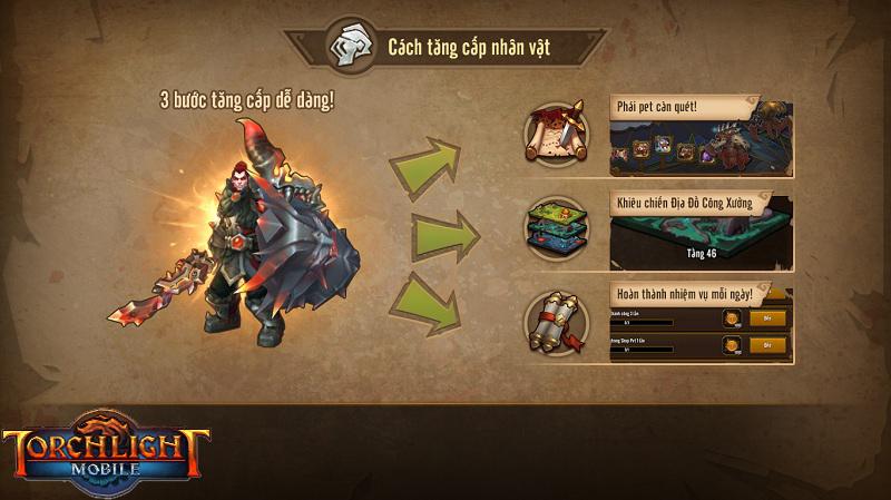 Torchlight Mobile ấn định ngày Alpha Test tại thị trường Việt Nam 4
