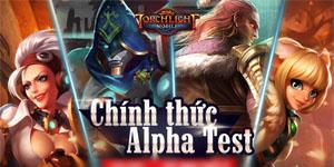 Torchlight Mobile ấn định ngày Alpha Test tại thị trường Việt Nam