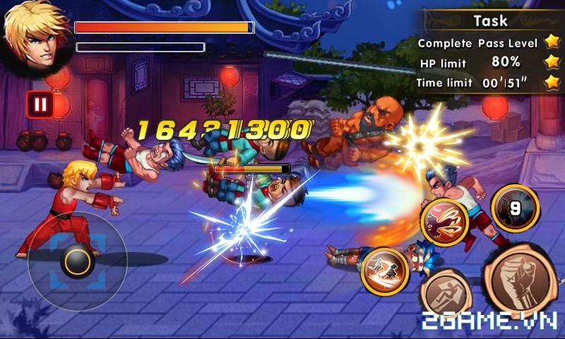 Fury Street - Khi Street Fighter trở thành game đi cảnh màn hình ngang 0