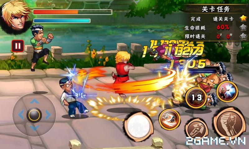 Fury Street - Khi Street Fighter trở thành game đi cảnh màn hình ngang 1