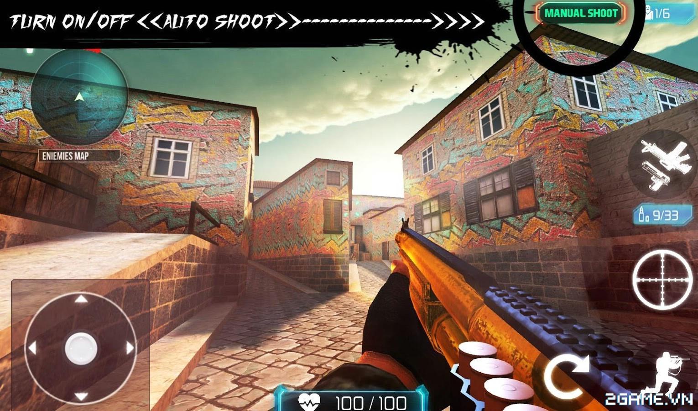 Counter Terrorist 2 – Game bắn súng truyền thống quá đẹp, quá hay trên mobile 0