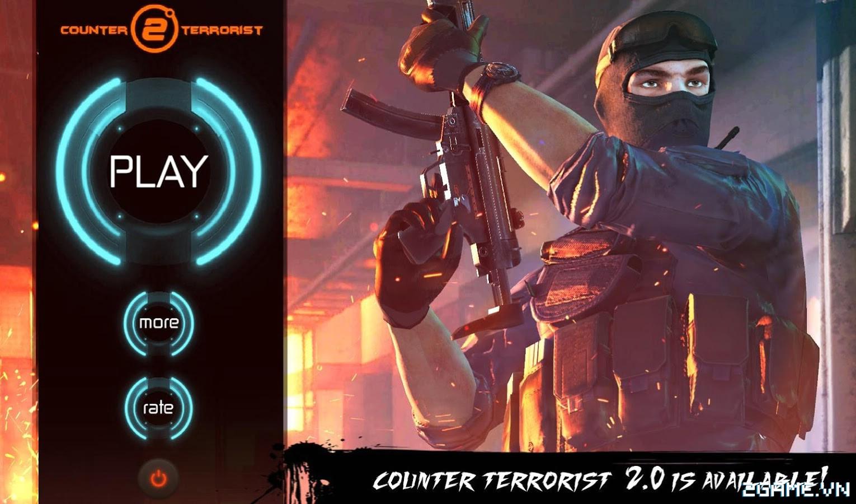 Counter Terrorist 2 – Game bắn súng truyền thống quá đẹp, quá hay trên mobile 1