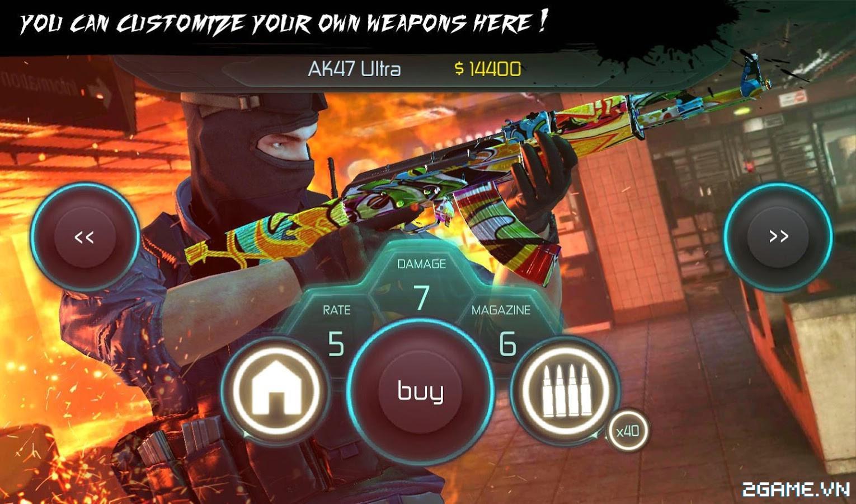 Counter Terrorist 2 – Game bắn súng truyền thống quá đẹp, quá hay trên mobile 4