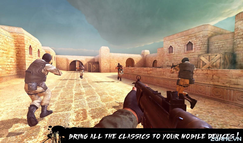 Counter Terrorist 2 – Game bắn súng truyền thống quá đẹp, quá hay trên mobile 3