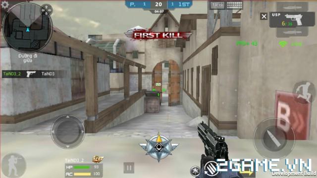 Crossfire Legends - Xem trước hình ảnh in-game 4 chế độ mới ra mắt trong tháng 8 3