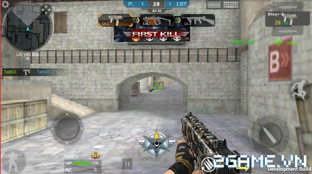 Crossfire Legends - Xem trước hình ảnh in-game 4 chế độ mới ra mắt trong tháng 8 5