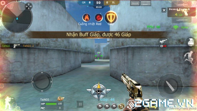 Crossfire Legends - Xem trước hình ảnh in-game 4 chế độ mới ra mắt trong tháng 8 13