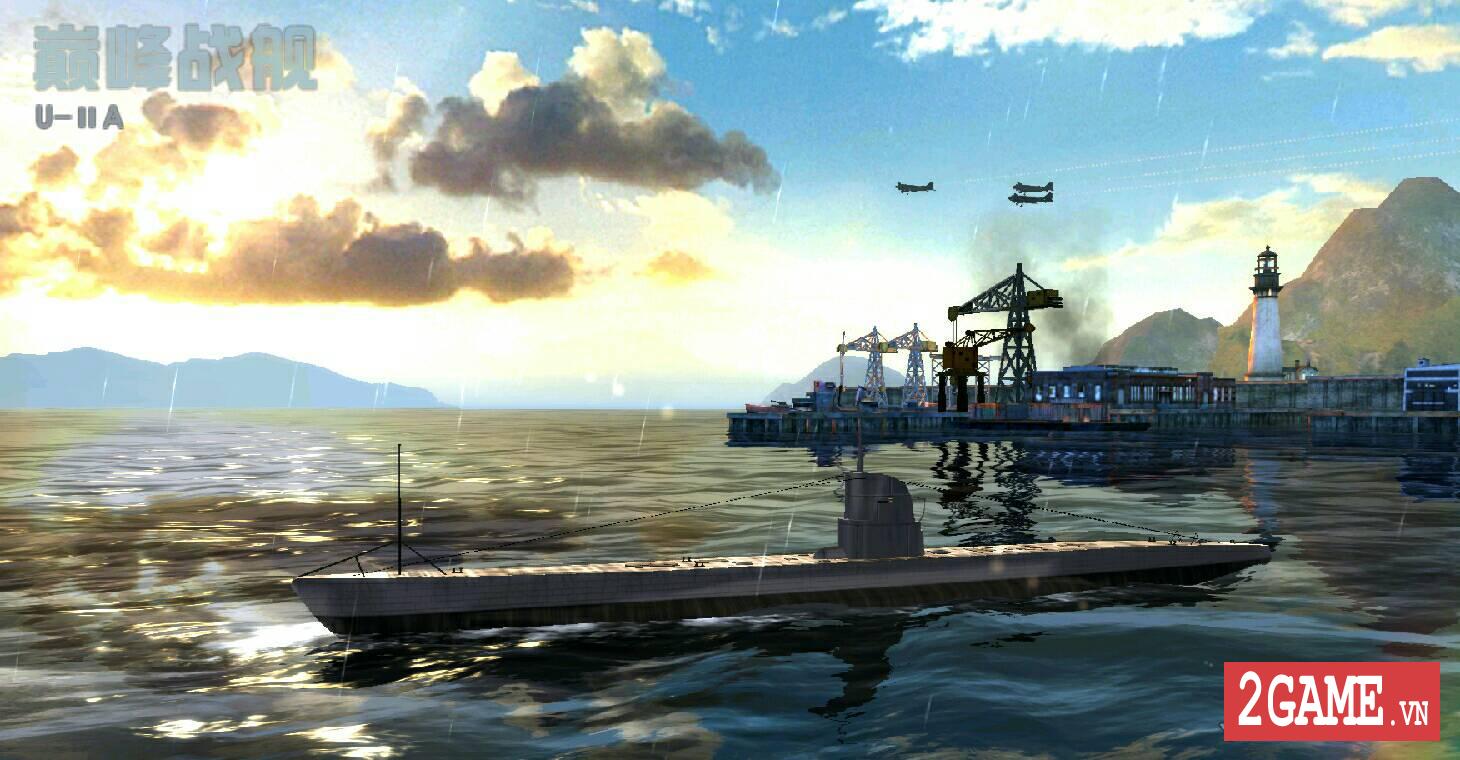 Cận cảnh 3 kiểu tàu chiến ưa dùng nhất trong Thủy Chiến 3D mobile 4