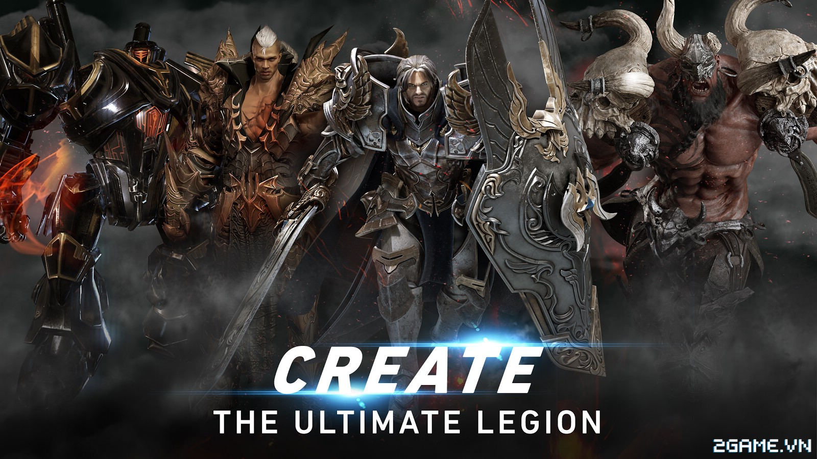 AION: Legions of War – Game nhập vai có đồ họa tuyệt mỹ, lối chơi đầy sáng tạo 0