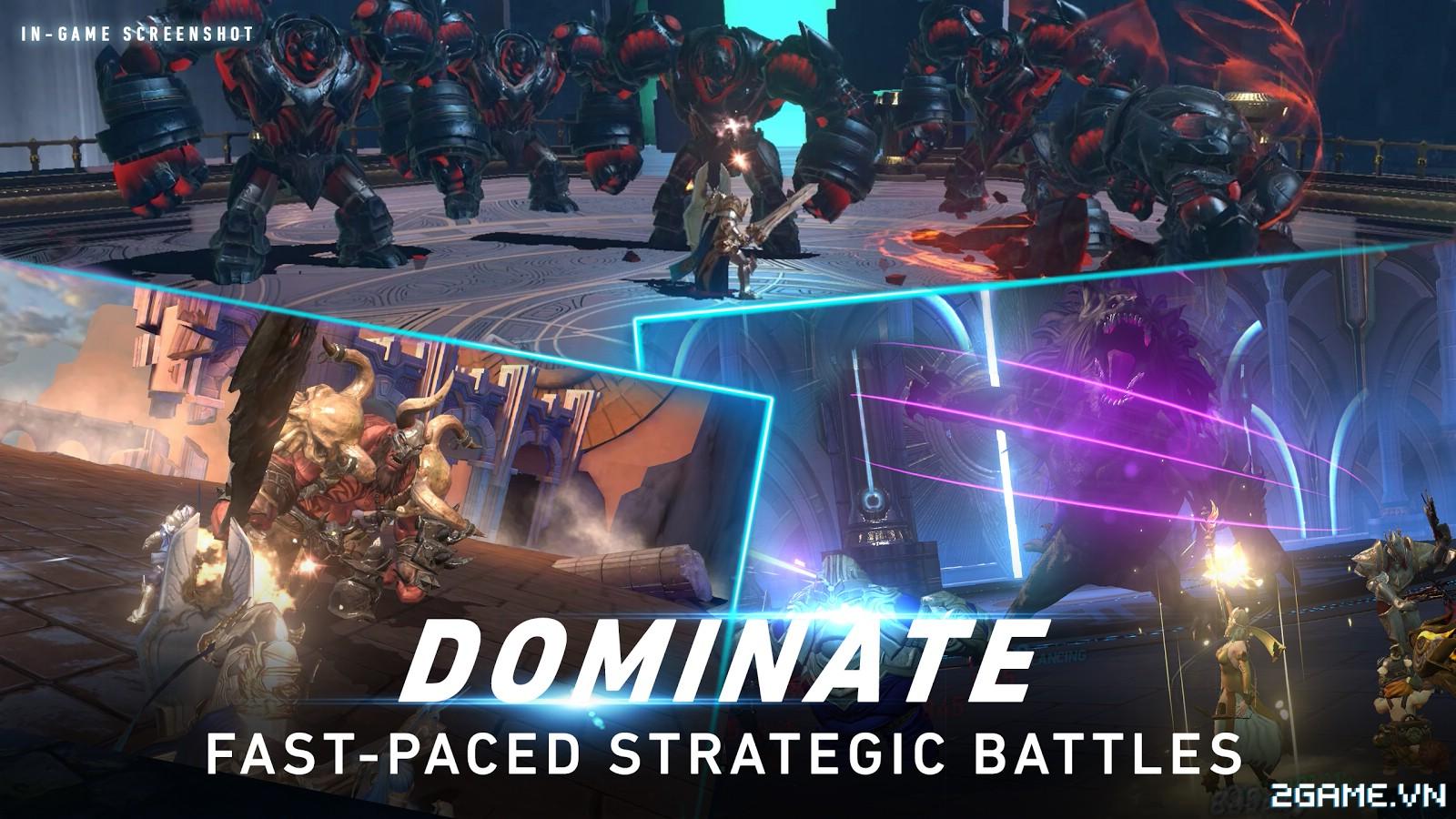AION: Legions of War – Game nhập vai có đồ họa tuyệt mỹ, lối chơi đầy sáng tạo 3
