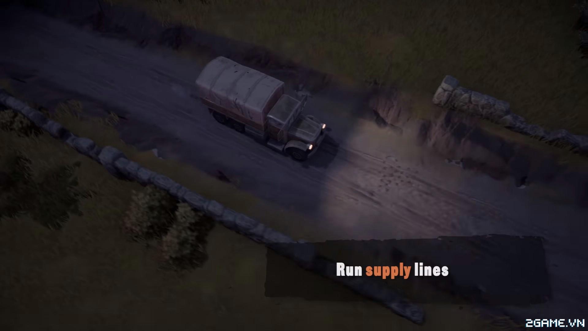 Foxhole - Game online chiến thuật quân sự mô phỏng chi tiết đến không tưởng 2