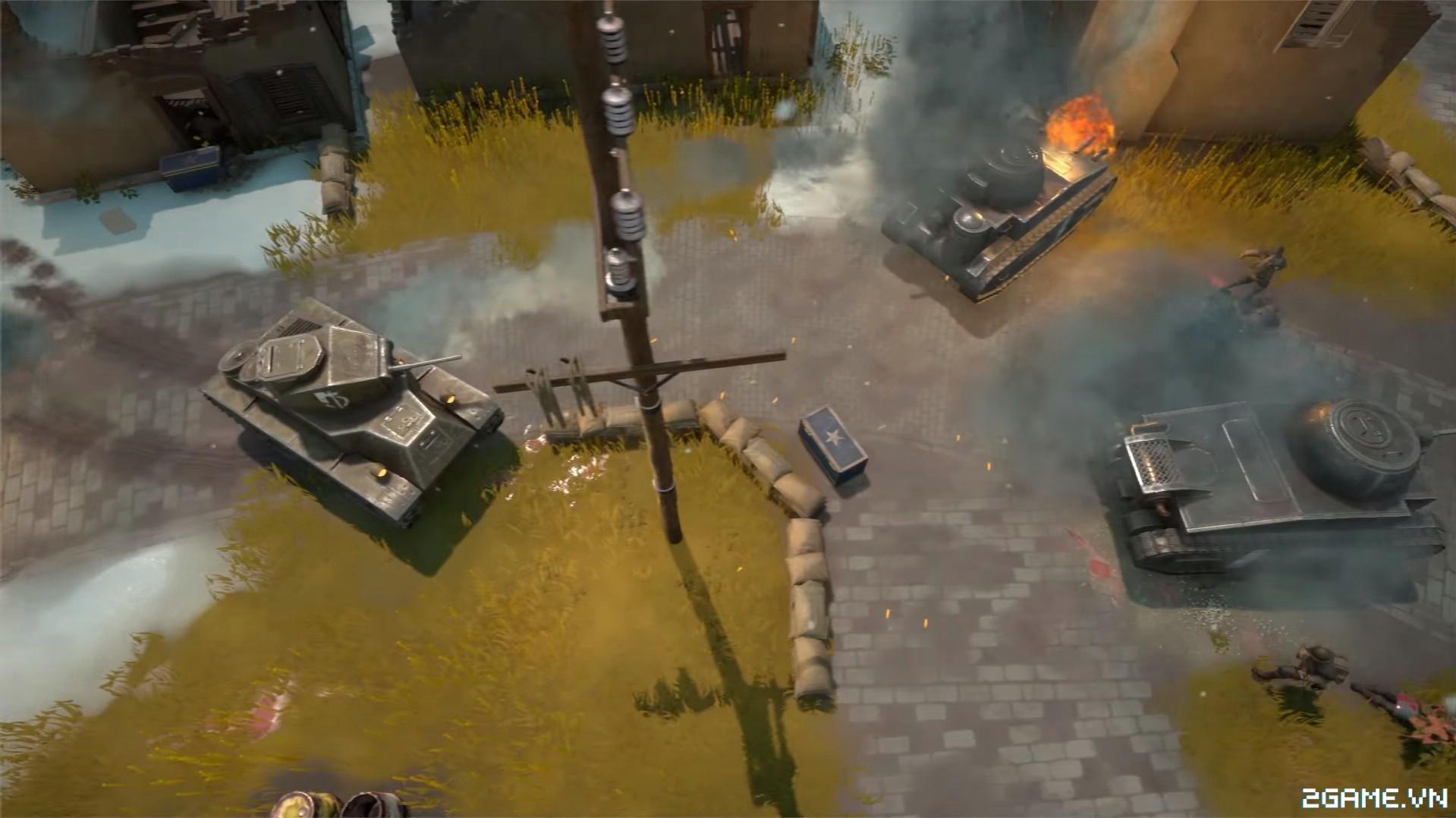 Foxhole - Game online chiến thuật quân sự mô phỏng chi tiết đến không tưởng 3