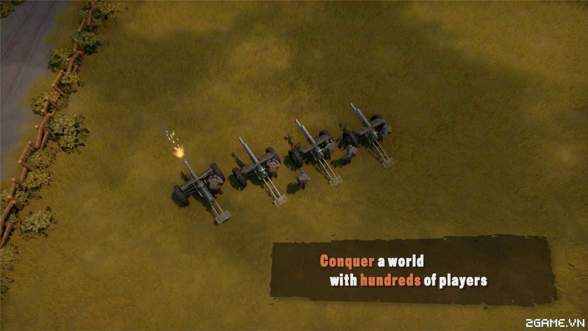 Foxhole - Game online chiến thuật quân sự mô phỏng chi tiết đến không tưởng 4