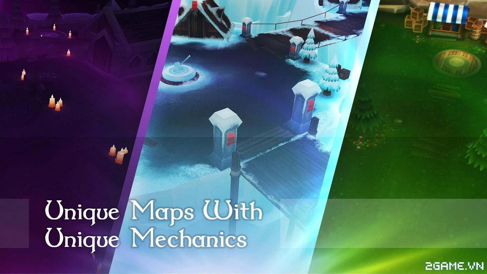 Tome of Heroes – MOBA kết hợp chiến thuật với lối chơi độc nhất vô nhị 3