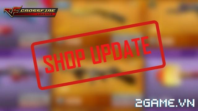 Crossfire Legends - Cập nhật cửa hàng: Mở bán không giới hạn rương AN94-Smilodon & vĩnh viễn 2 vũ khí VIP 0