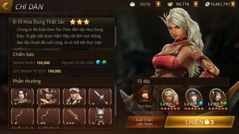 Trải nghiệm những tính năng ưu việt của Dynasty Warriors: Unleashed phiên bản mới 1