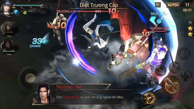 Trải nghiệm những tính năng ưu việt của Dynasty Warriors: Unleashed phiên bản mới 2