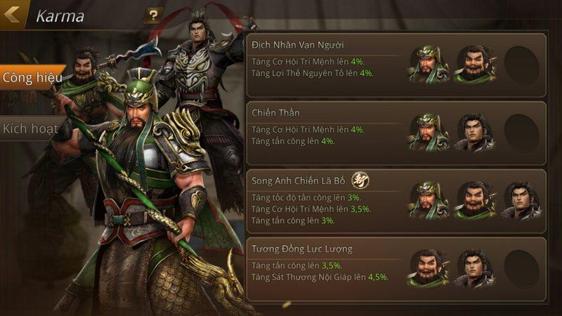 Trải nghiệm những tính năng ưu việt của Dynasty Warriors: Unleashed phiên bản mới 3