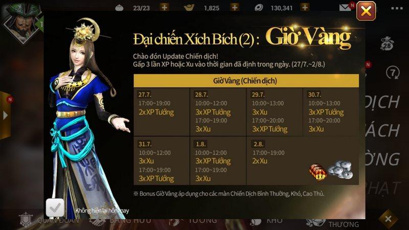 Trải nghiệm những tính năng ưu việt của Dynasty Warriors: Unleashed phiên bản mới 4