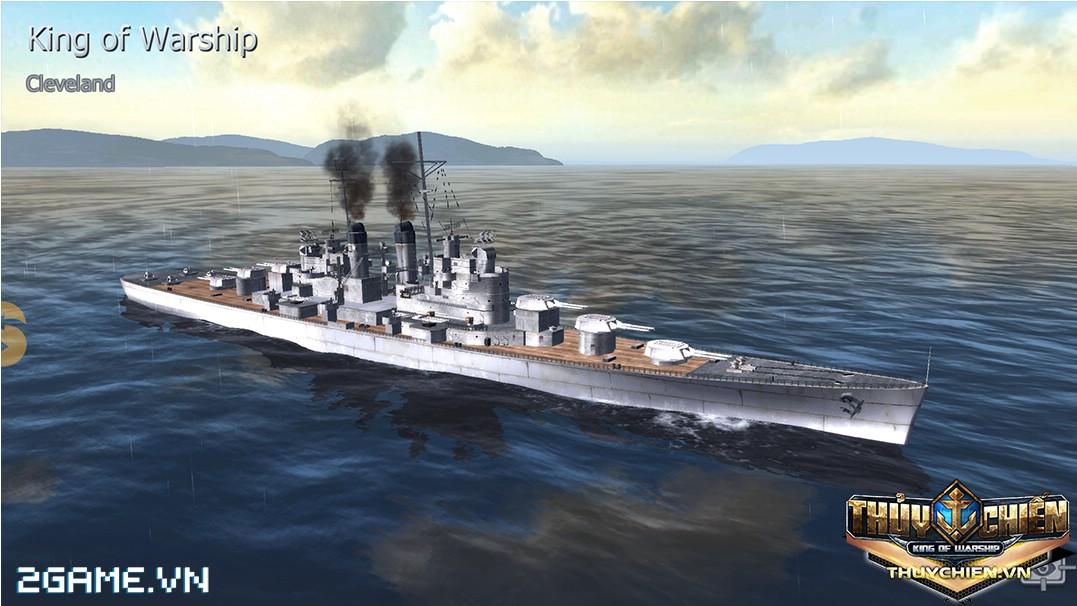 Thủy Chiến 3D mobile - Hệ thống chiến hạm 0