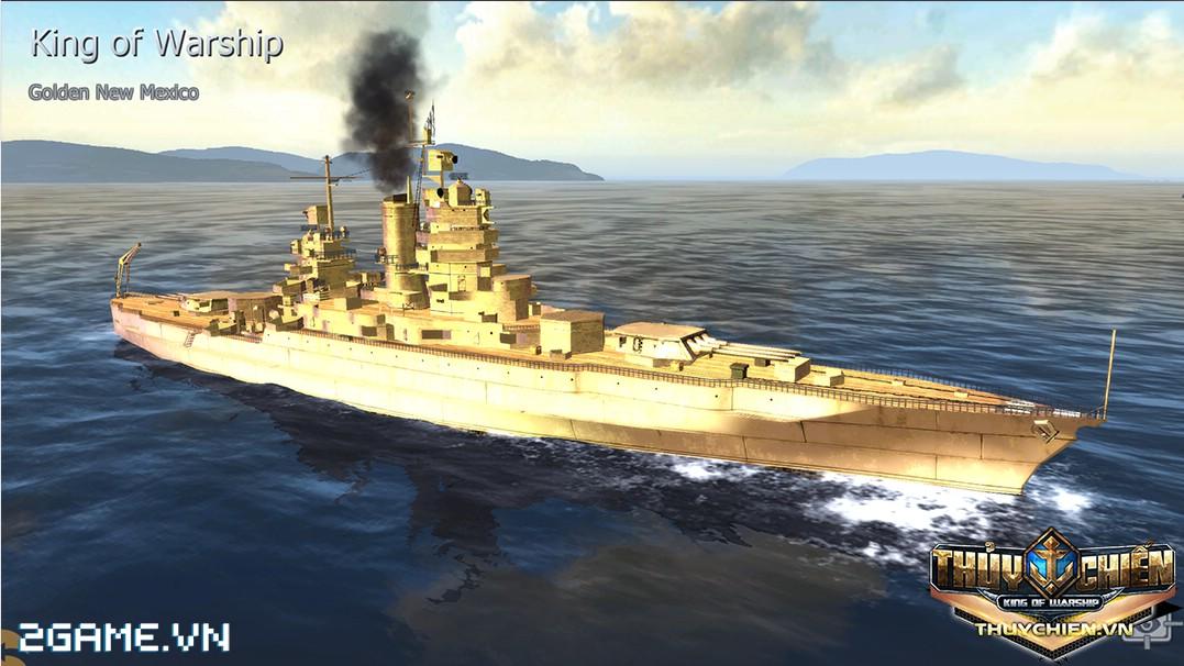 Thủy Chiến 3D mobile - Hệ thống chiến hạm 1