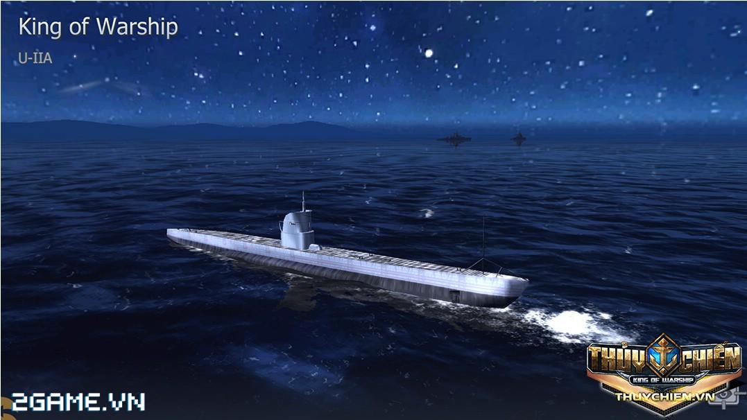 Thủy Chiến 3D mobile - Hệ thống chiến hạm 3