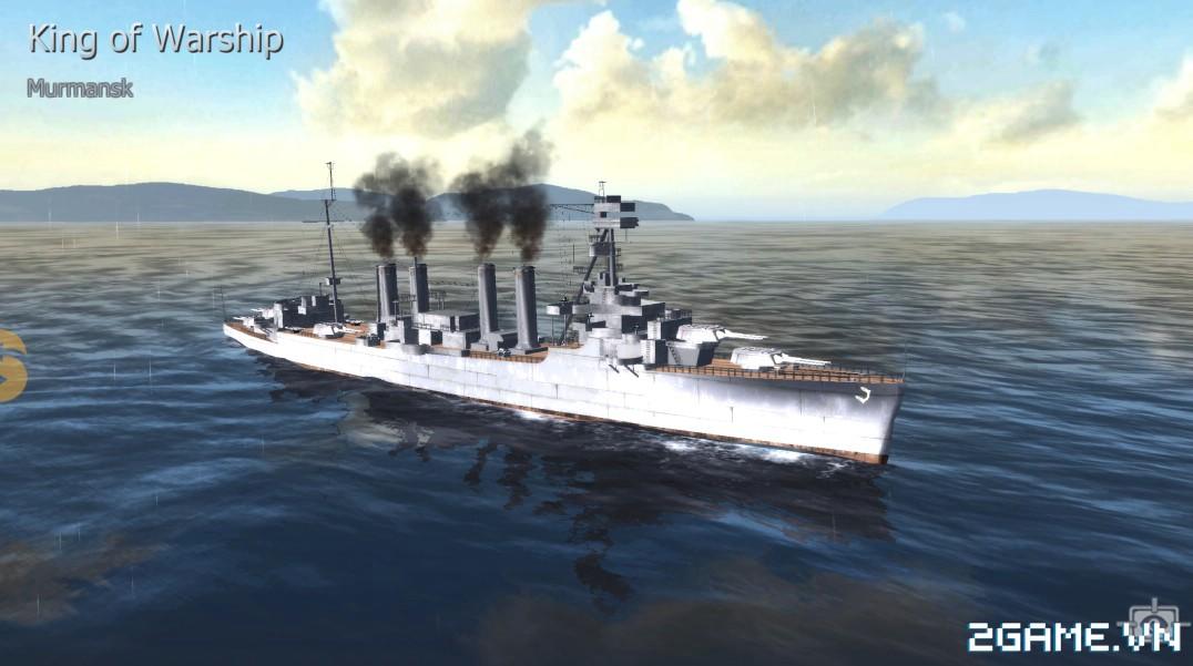 Thủy Chiến 3D mobile - Tuần dương hạm Murmansk 0
