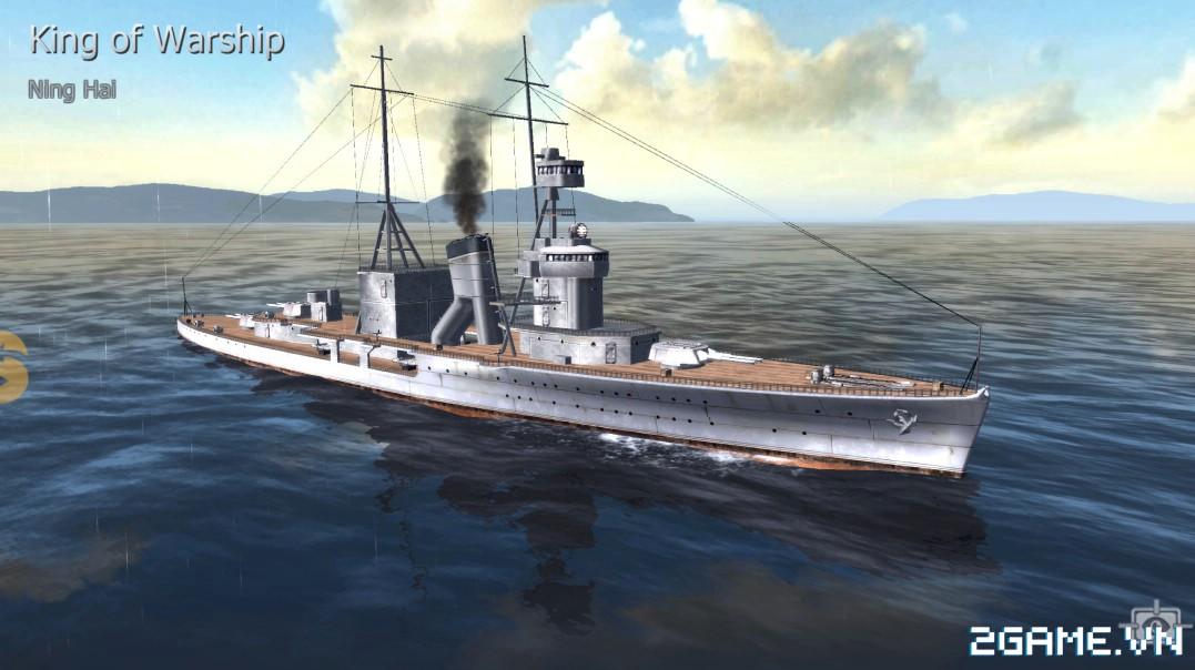 Thủy Chiến 3D mobile - Tuần dương hạm Ning Hai 0