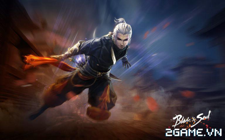 Blade and Soul Việt Nam -  Các kỹ thuật Khinh công trong 1
