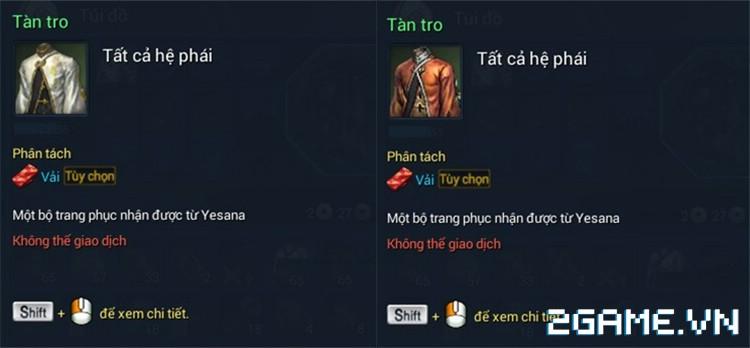 Blade and Soul Việt Nam - Kho trang phục (P1): Tổng quan 1