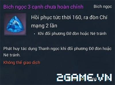 Blade and Soul Việt Nam - Ngọc và Cách tăng sức mạnh vũ khí 3