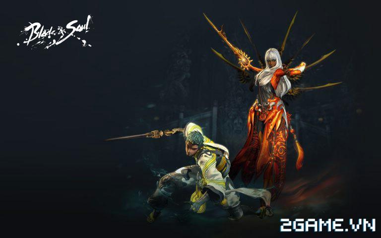 Blade and Soul Việt Nam - Bộ chiêu thức của Kiếm sư 0