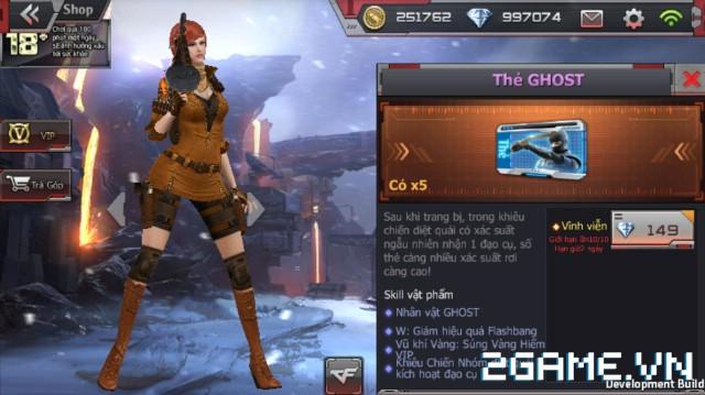 Crossfire Legends - Mở bán giới hạn bộ đôi hàng hiếm Đá thức tỉnh Inferno-Dragon & Thẻ Ghost 2