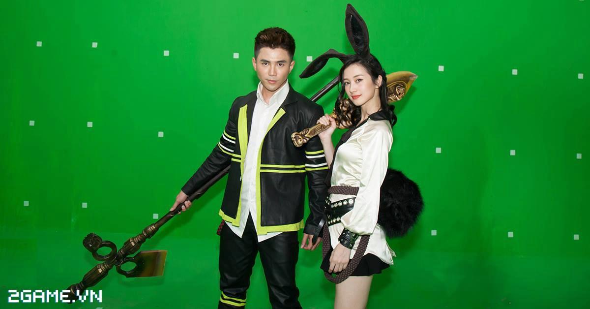 Blade and Soul Việt Nam chi bộn tiền để quảng cáo theo kiểu phim ảnh 9